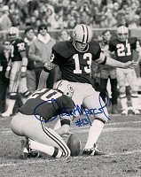 CHESTER MARCOL SIGNED 8X10 PACKERS PHOTO #2