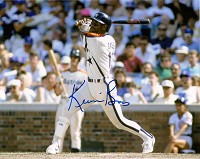 KEVIN BASS SIGNED 8X10 ASTROS PHOTO