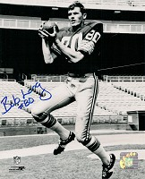 BOB LONG SIGNED 8X10 PACKERS PHOTO #3