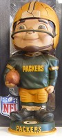 GREEN BAY PACKERS RETRO BOBBLEHEAD