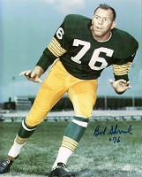 BOB SKORONSKI SIGNED 8X10 PACKERS PHOTO #1