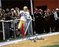 BOYD DOWLER SIGNED 8X10 PACKERS PHOTO #2