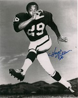 HOWIE WILLIAMS SIGNED 8X10 PACKERS PHOTO
